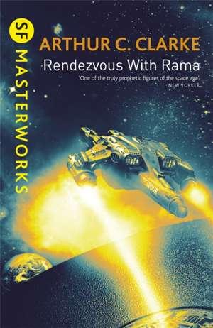 Rendezvous With Rama de Arthur Charles Clarke