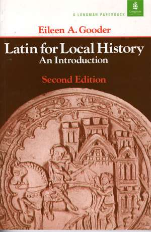 Latin for Local History