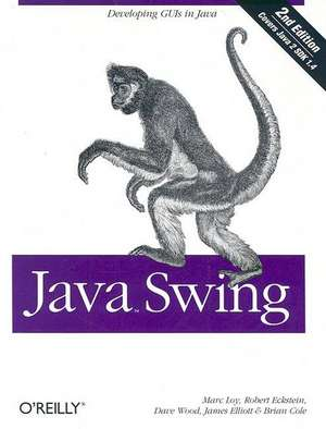 Java Swing 2e de Marc Loy
