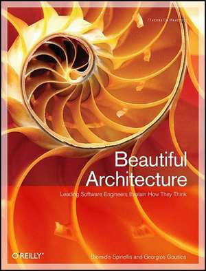 Beautiful Architecture de Diomidis Spinellis