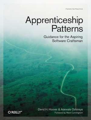 Apprenticeship Patterns de Dave Hoover