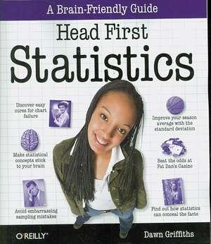 Head First Statistics de Dawn Griffiths
