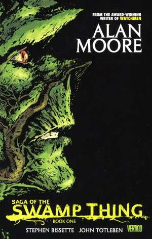 Saga of the Swamp Thing, Book 1 de Alan Moore