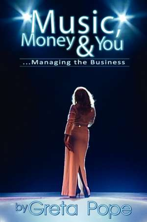 Music, Money & You...Managing the Business imagine