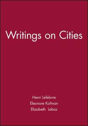Writings on Cities imagine