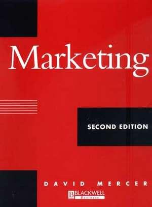 Marketing de David Mercer