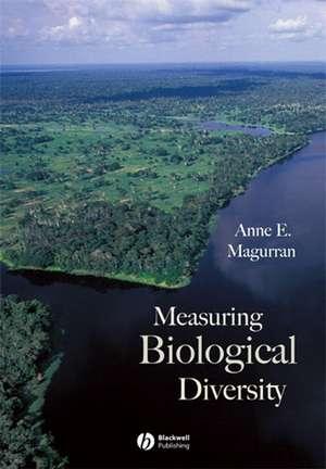 Measuring Biological Diversity imagine