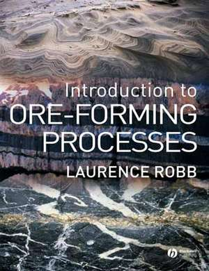 Introduction to Ore–Forming Processes