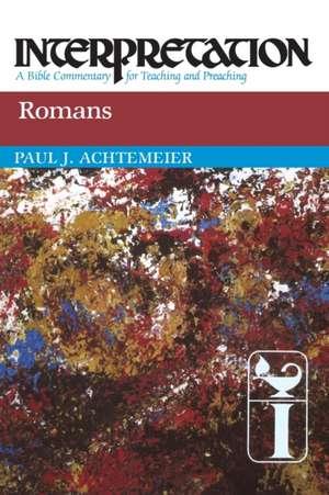 Romans de Paul Achtemeier