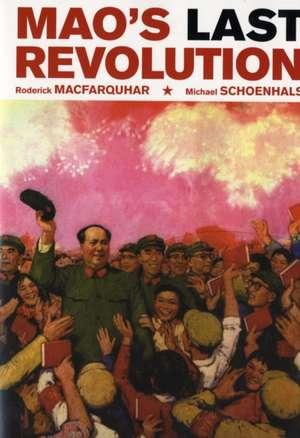 Mao′s Last Revolution