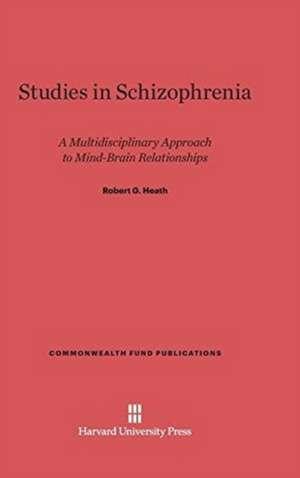 Studies in Schizophrenia
