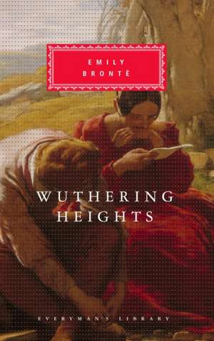 Wuthering Heights de Emily Brontë