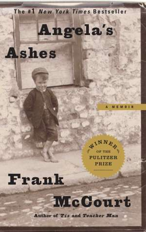 Angela's Ashes de Frank McCourt
