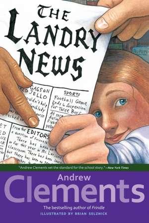 The Landry News de Andrew Clements
