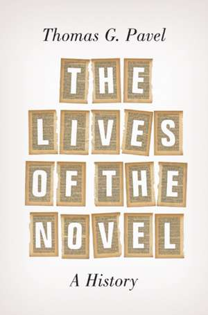 The Lives of the Novel – A History