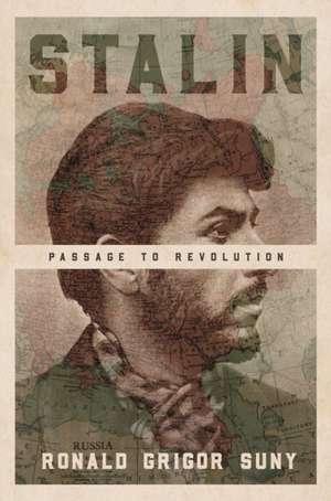 Stalin – Passage to Revolution de Ronald Grigor Suny