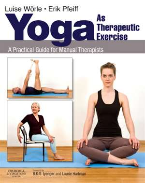 Yoga as Therapeutic Exercise