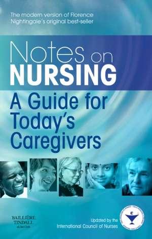 Notes on Nursing imagine