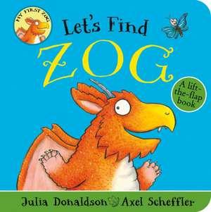 Let's Find Zog imagine