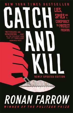 Catch and Kill de Ronan Farrow