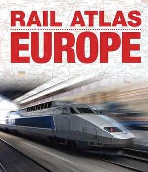 Rail Atlas Europe