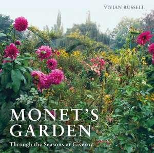 Monet's Garden de Vivian Russell