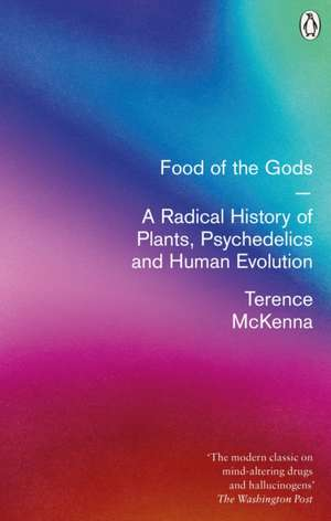 Food Of The Gods de Terence McKenna