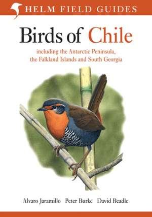 Birds of Chile imagine