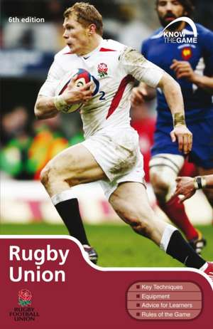 Rugby Football Union: Rugby Union imagine