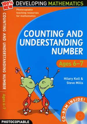 Counting and Understanding Number - Ages 6-7