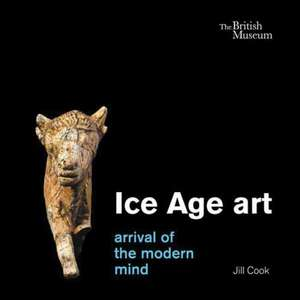 Ice Age art de Jill Cook