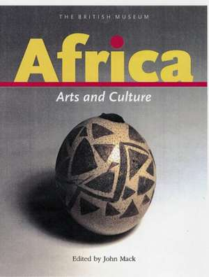 Mack, J: Africa imagine