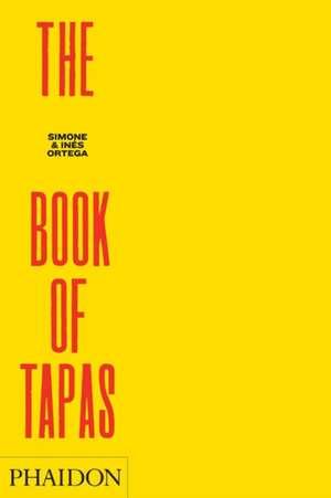 The Book of Tapas de Simone Ortega