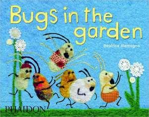 Bugs in the Garden de Beatrice Alemagna