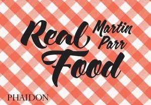 Real Food de Martin Parr