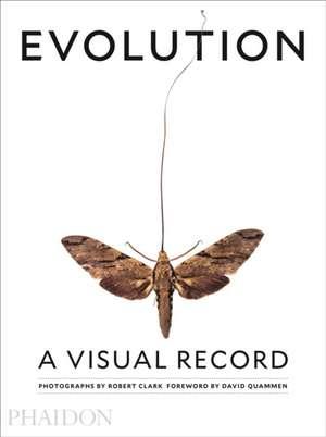 Evolution: A Visual Record de Robert Clark