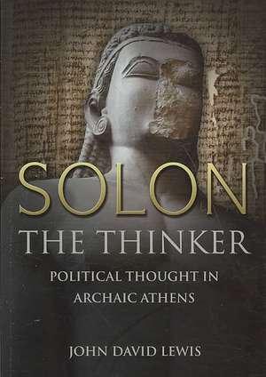 Solon the Thinker imagine