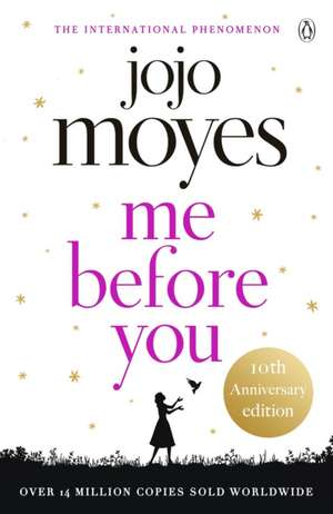 Me Before You de Jojo Moyes