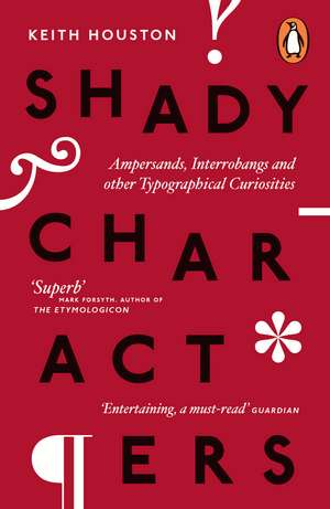 Shady Characters imagine