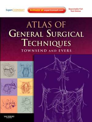 Atlas of General Surgical Techniques