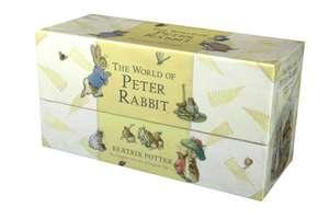 The Original Peter Rabbit Presentation Box 1-23 R/I de Beatrix Potter