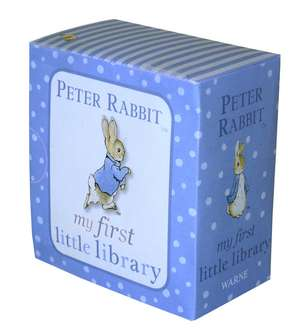 Peter Rabbit My First Little Library de Beatrix Potter
