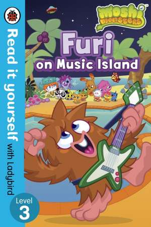 Moshi Monsters: Furi on Music Island - Read it Yourself with Ladybird