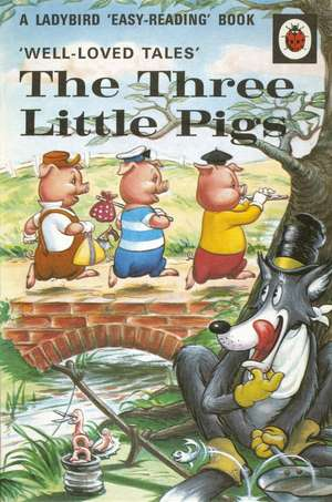 Well-loved Tales: The Three Little Pigs de Vera Southgate