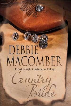 Country Bride de Debbie Macomber