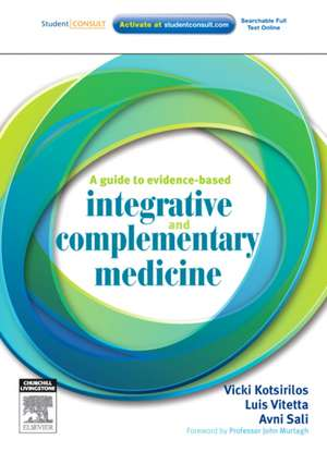 A Guide to Evidence-based Integrative and Complementary Medicine imagine