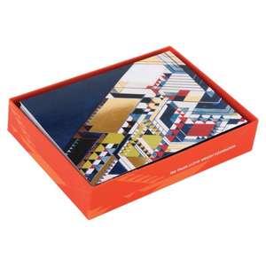 Frank Lloyd Wright Designs Luxe Notecard Set
