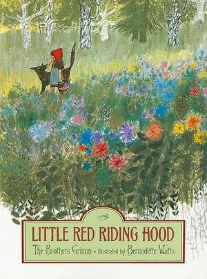 Little Red Riding Hood de Jacob Grimm