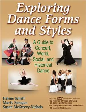 Exploring Dance Forms and Styles imagine