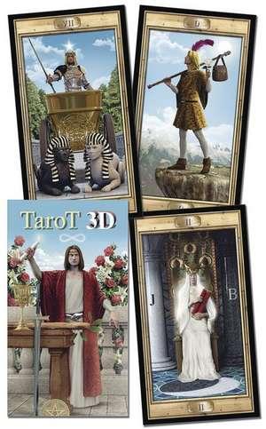 3D Grand Trumps Tarot Deck de Lo Scarabeo